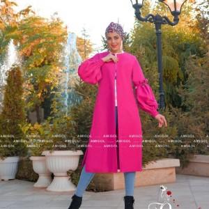 مانتو مدل آنا پاییزه-تصویر 4