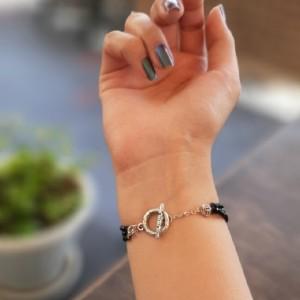 دستبند پلاک استیل-تصویر 2