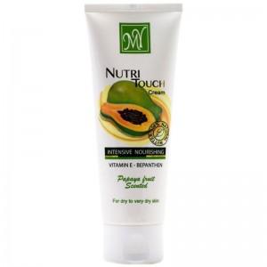 کرم مغذی و نرم کننده میوه ای بسیار قوی مای مدل Nutri Touch