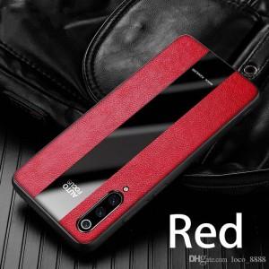 گارد محافظ Leather Mirror Auto Focus MI Redmi Note8Pro