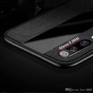 گارد محافظ Leather Mirror Auto Focus MI Redmi Note8Pro-تصویر 5