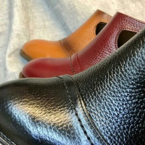 ست کیف و کفش چرم اصل گاوی زنانه-تصویر 3