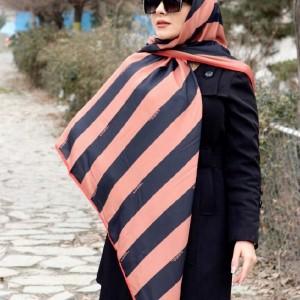 روسری نخ براق مجلسی