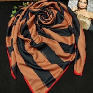 روسری نخ براق مجلسی-تصویر 3