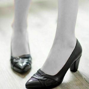 کفش مجلسی چرم صنعتی شیک Zi