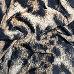 شال نخ ابریشم گارزا دیجیتال 161-01 برند ارکیده-تصویر 3
