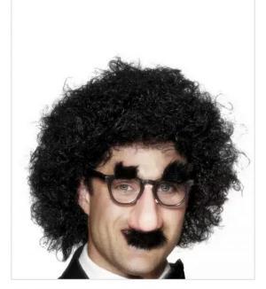 عینک سیبیل دار شوخی-تصویر 2
