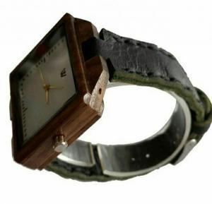 ساعت مچی چوبی-تصویر 2