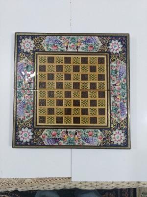 تخته نرد و شطرنج 35د 35-تصویر 2