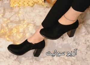 کفش پاشنه دار آریو سوئیت