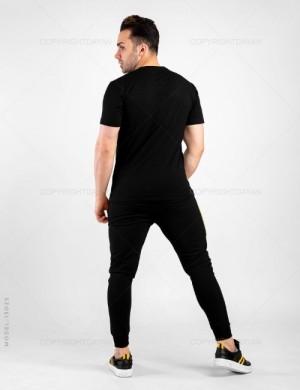 ست تیشرت و شلوار مردانه Dortmund مدل 13025-تصویر 2
