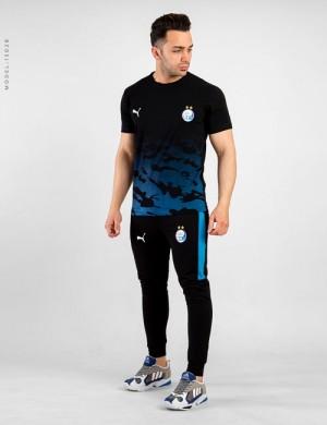 ست تیشرت و شلوار مردانه Dortmund مدل 13025-تصویر 3