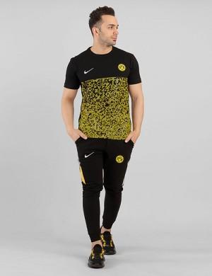 ست تیشرت و شلوار مردانه Dortmund مدل 13025-تصویر 4