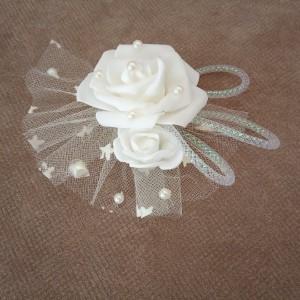 گل سفید رز