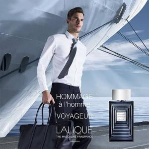ادو تویلت مردانه لالیک مدل Hommage a lhomme Voyageur-تصویر 2