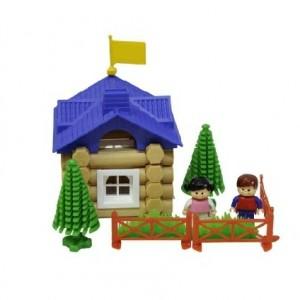 ساختنی کلبه جنگلی-تصویر 4