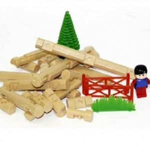 ساختنی کلبه جنگلی-تصویر 3