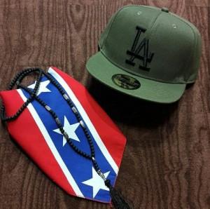 کلاه کپ طرح la