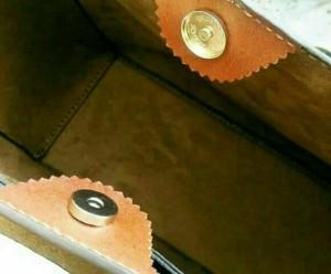 کیف چرم طبیعی دوشی زنانه-تصویر 4