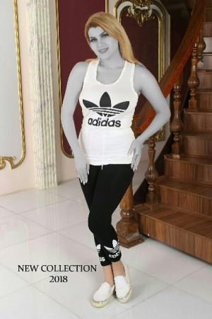 تاپ شلوارک Adidas