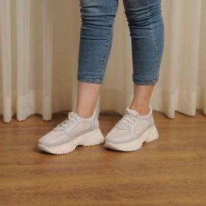 کفش کتانی سفید-تصویر 2