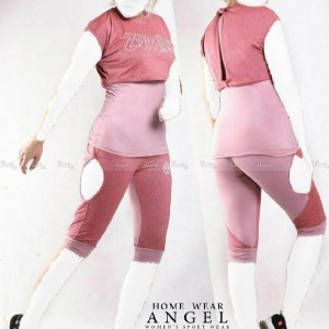 ست سه تیکه Angel اسپورت-تصویر 3