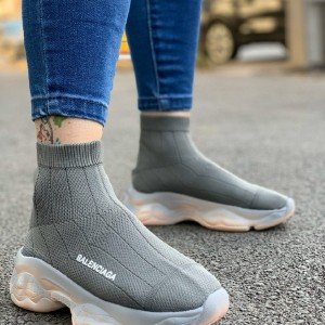 کفش جورابی بالنسیاگا-تصویر 2