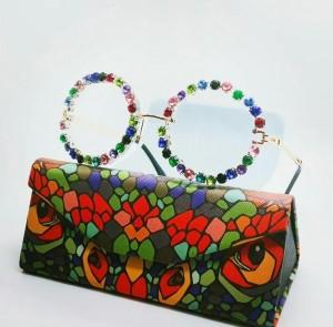 عینک آفتابی فانتزی