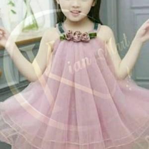 پیراهن مجلسی عروسکی برند کیان