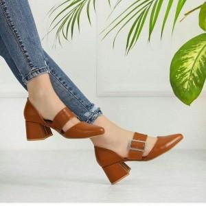 کفش پاشنه دار زنانه-تصویر 4