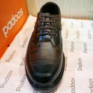 کفش بندی قهوه ای مردانه مجلسی آقای چرم-تصویر 3