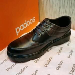 کفش بندی قهوه ای مردانه مجلسی آقای چرم