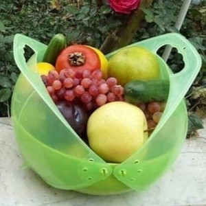 سبد میوه و سبزیجات