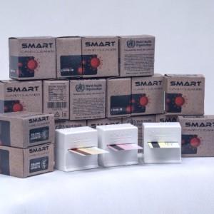 دستگاه ضد عفونی کننده کارت بانکی Smart-تصویر 4