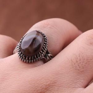 انگشتر عقیق سلیمانی-تصویر 2