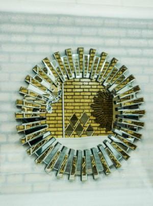 آینه های تزئینی خورشیدی-تصویر 3