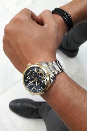 ساعت ونیز مردانه اسکلتون