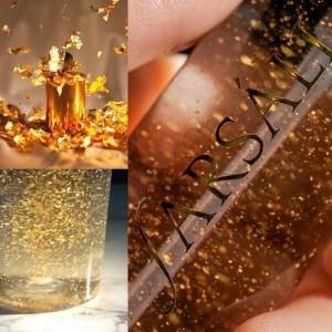 پرایمر طلا فارسالی (FARSALI Rose Gold 24K Skin Mist)-تصویر 2