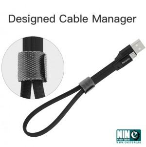 کابل شارژ USB-C یسیدو مدل CA-17 به طول 30 سانتی متر-تصویر 4