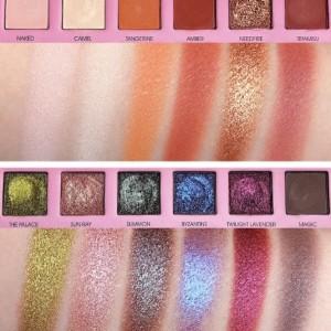 پالت سایه 18 رنگ هدی موجی-تصویر 4