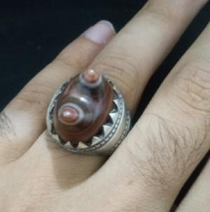 انگشتر عقیق دوکوهان-تصویر 3