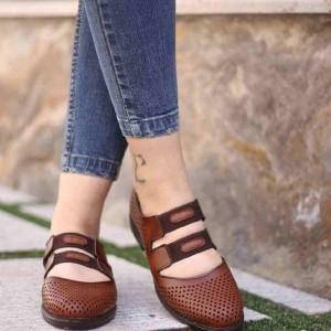 کفش تابستانی چرم-تصویر 2