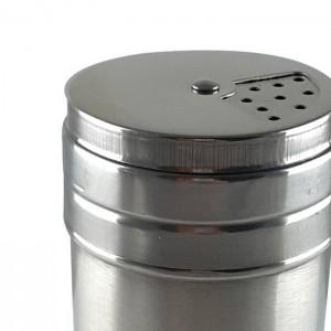 نمک پاش استیل براق-تصویر 3