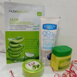 ست بهداشتی سبز