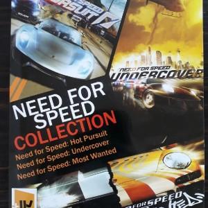 مجموعه نید فور اسپید (Need For Speed)
