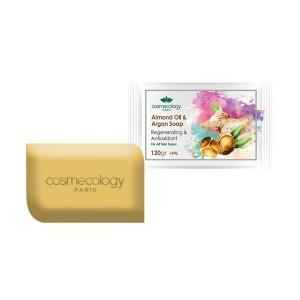صابون بازسازی کننده و آنتی اکسیدان حاوی روغن بادام و آرگان انواع پوست-تصویر 2