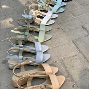 کفش زنانه پاشنه دار-تصویر 5