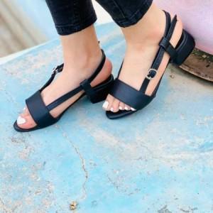 کفش زنانه پاشنه دار-تصویر 3