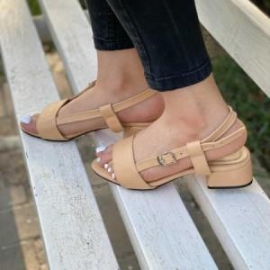 کفش زنانه پاشنه دار-تصویر 2