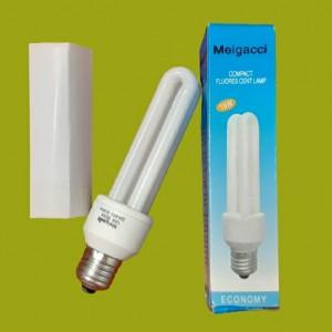 لامپ کم مصرف ۱۸ وات یو سرپیچ معمولی-تصویر 4